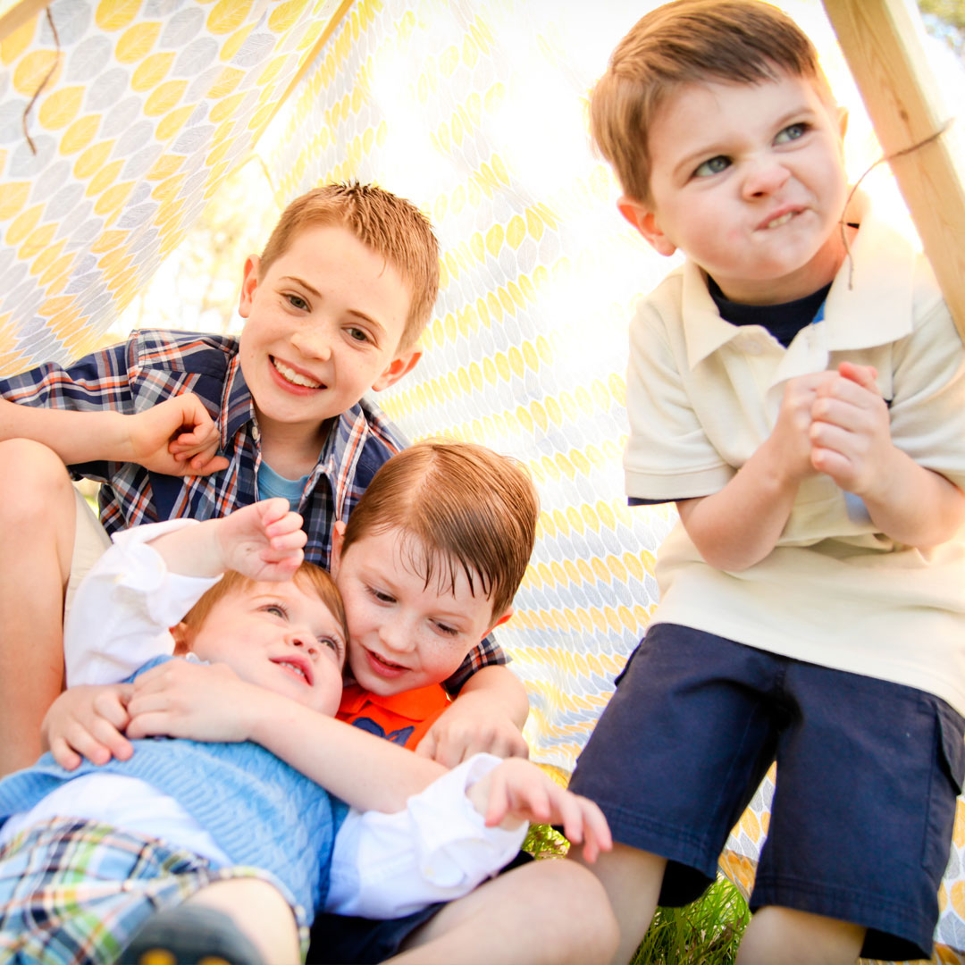 Lifestyle photography,  children photography, brothers playing together